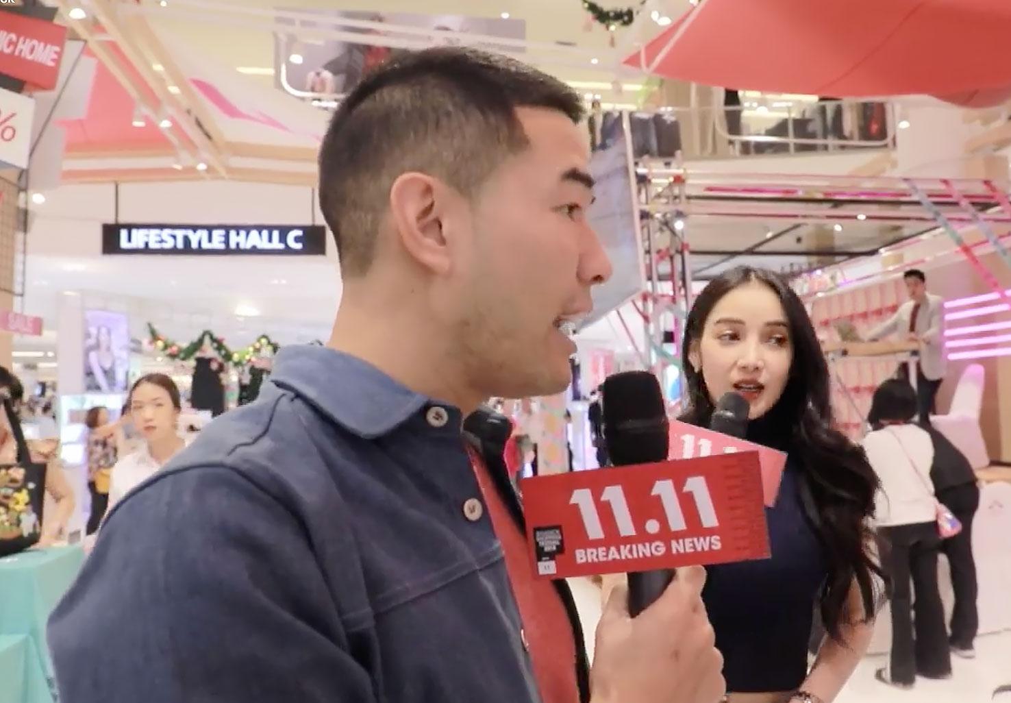 11 เดือน 11 The Mall เอาใจนักช้อป ลดทั้งห้างสูงสุด 50%